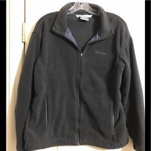 Columbia zipper jacket